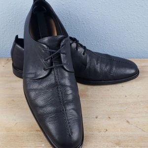 Cole Haan Men's Leather Lace Up Formal Dress Shoes